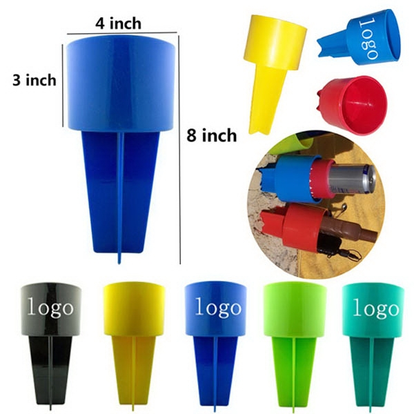 Promotional Beach Cup Holder