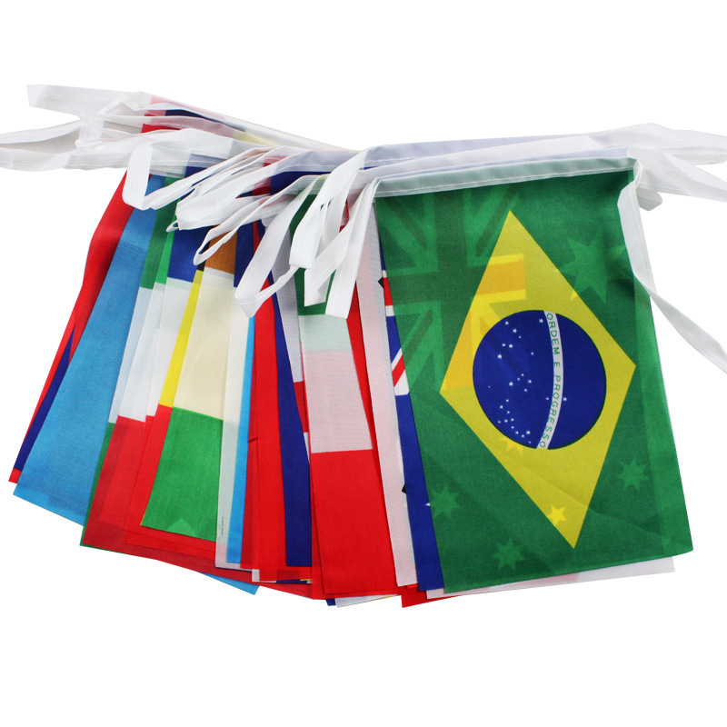Pennant Bunting String Flag