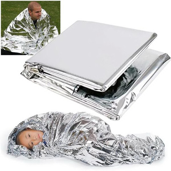 Life-saving Emergency Blanket