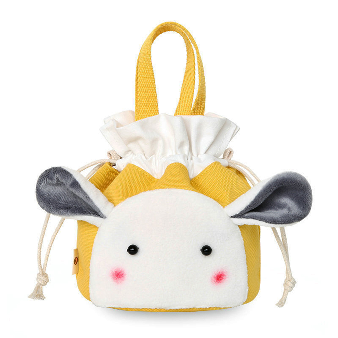 Lovely Cartoon Animal Cosmetic Tote Bag
